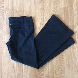 Lululemon Boot Cut Yoga Pants Size 10